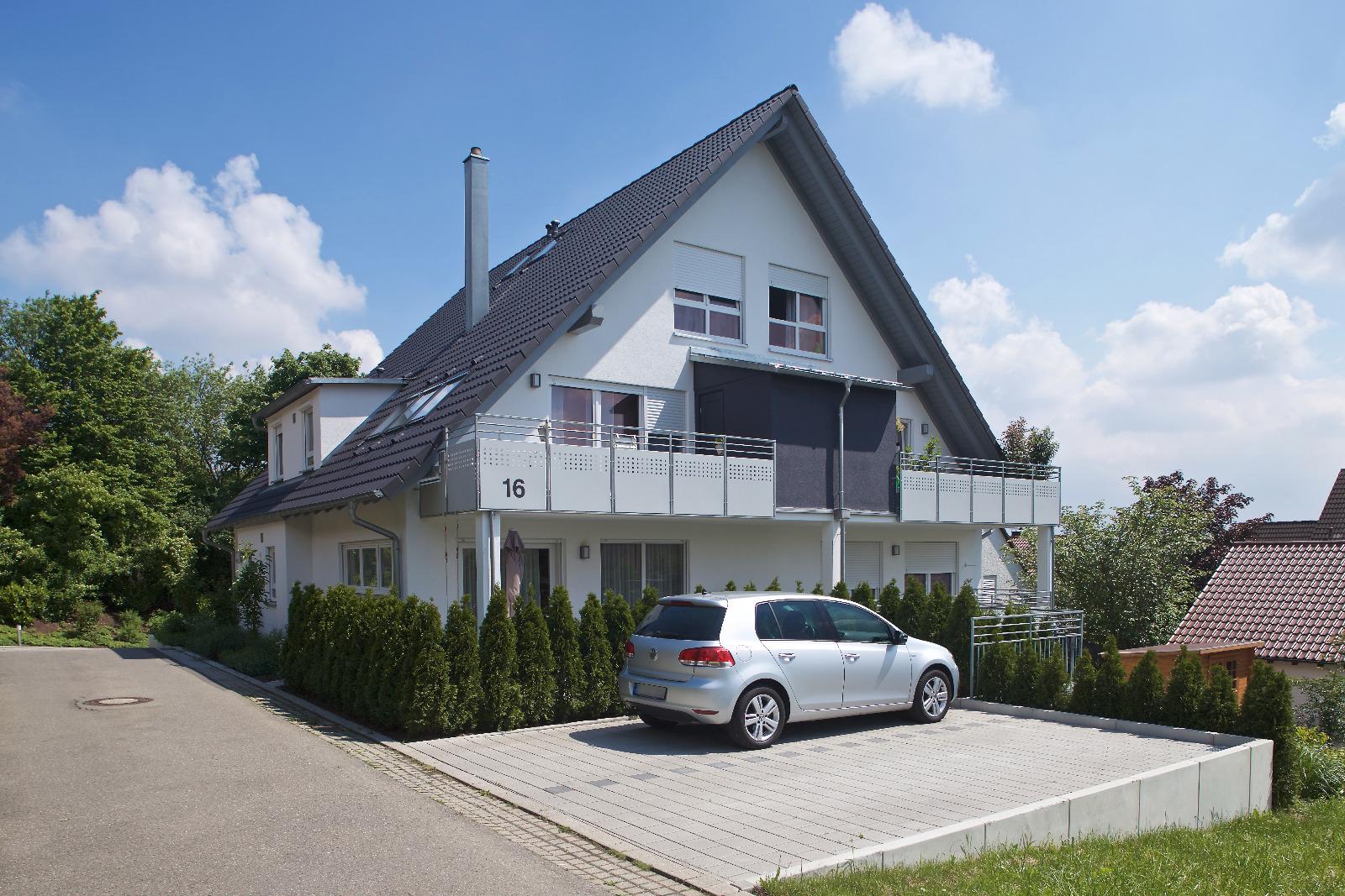 Auszug aus unsere Referenzliste Bauprojekte - Exklusiv Wohnwert Tübingen